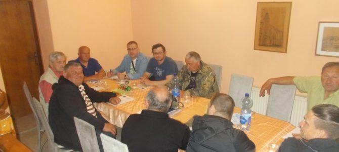 Седница Централне шумадијске управе ШРП-а, Гружа 10.04.2018
