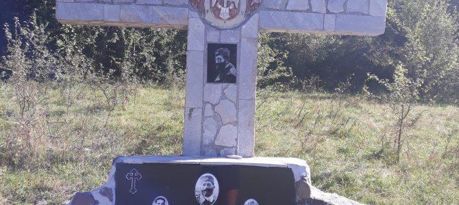 Сећање на младе Равногорце, село Цветке, Краљево-06.09.2020. године